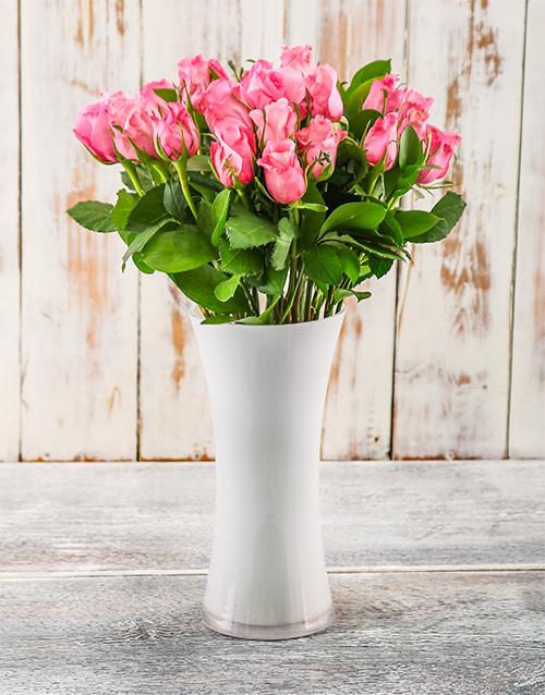 flowers: Sweet Devotions Rose Arrangement!