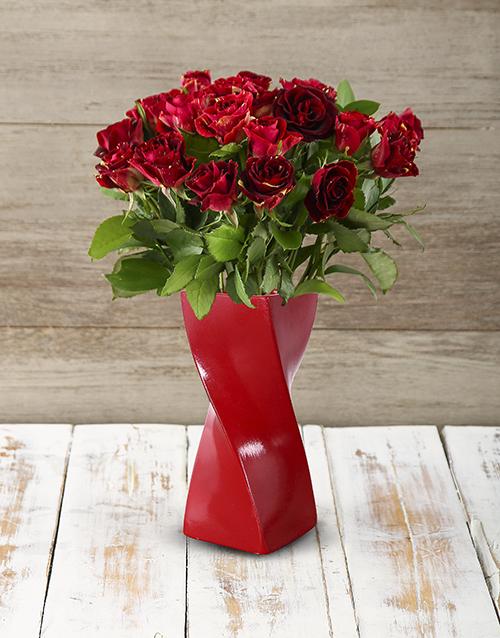 speciality: Hocus Pocus Abracadabra Rose Arrangement !