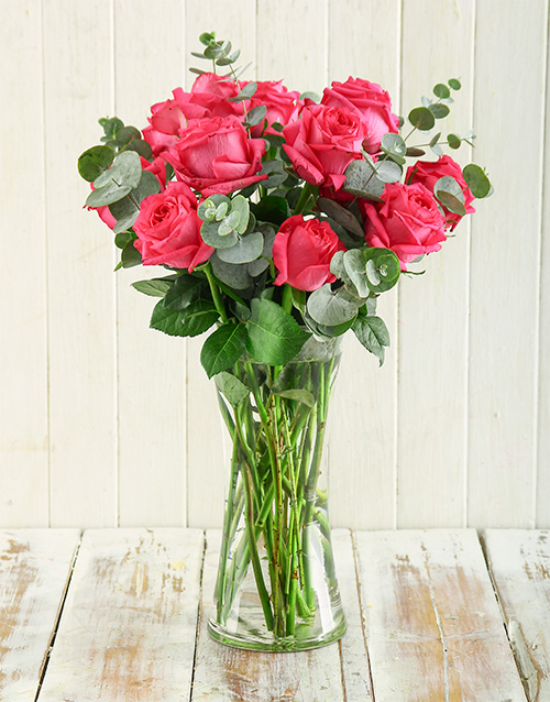 apology: Pink Romance Arrangement!