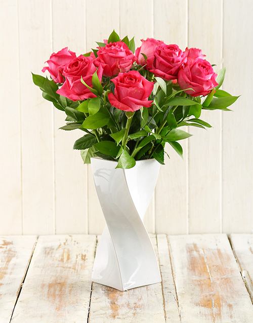 colour: Radiant Rose Arrangement!