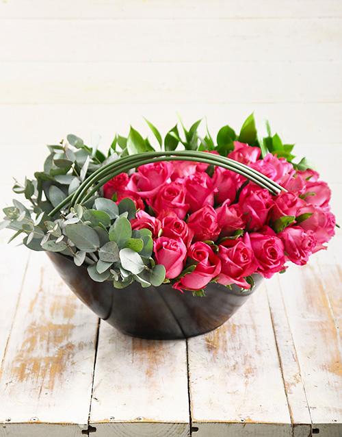 roses: Love Boat Arrangement!