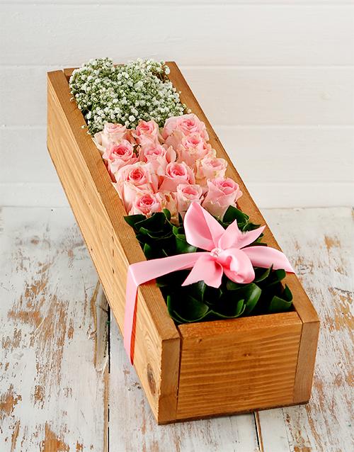 colour: Pink Wonder Crate!