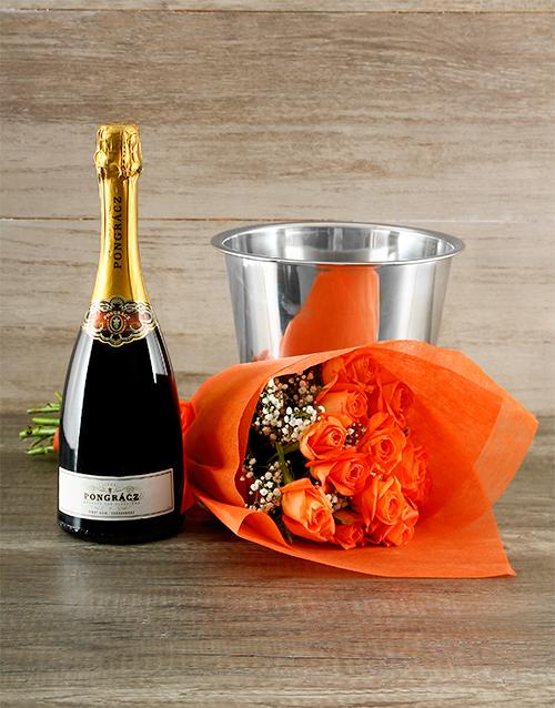 luxury: Pongracz and Orange Rose Affairs!