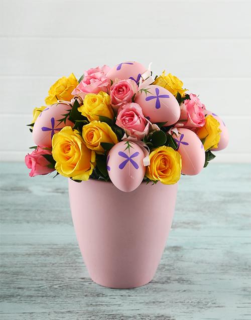 easter: Easter Perfection Flower Vase!