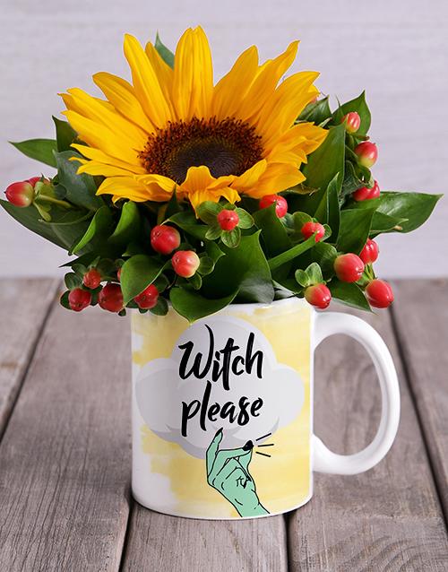 mugs: Witch Please Mug Arrangement!