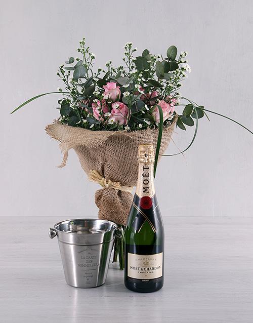 birthday: Pink Rose Admiration Gift Set!