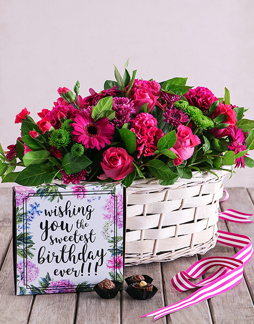 colour: Floral Birthday Combo!