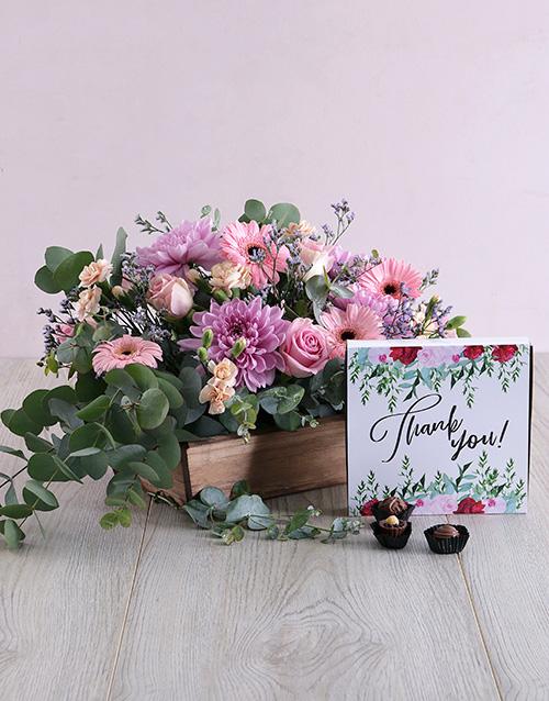 colour: Grateful Flower Combo!