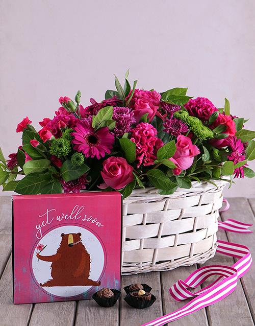 flowers: Bearable Flower Combo!
