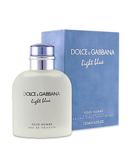 perfume: D&G Light Blue Homme 125ml EDT (parallel import)!