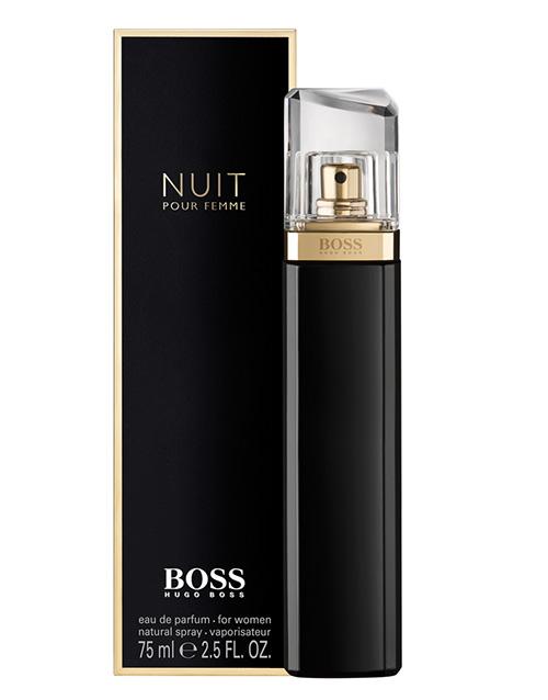 perfume: Hugo Boss Nuit Pour Femme EDP 75ml!