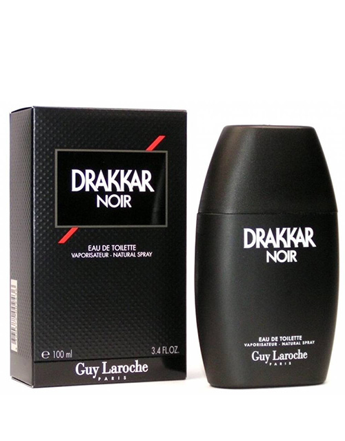 perfume: Guy Laroche Dakkar Noir 100ml EDT!