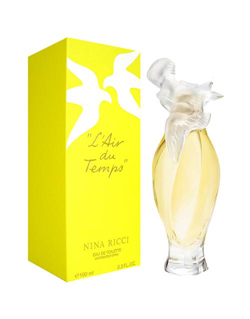 perfume: Nina Ricci LAir du Temps 100ml EDT!
