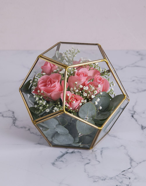 engagement: Star Sapphire Roses!