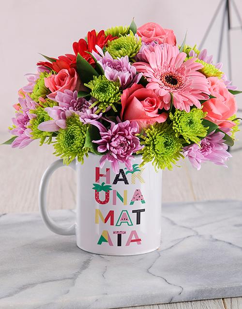 colour: Hakuna Matata Mug!