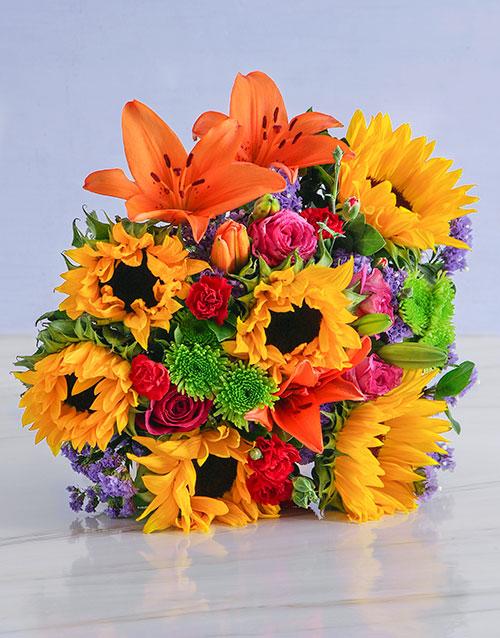 colour: Happy Bouquet!