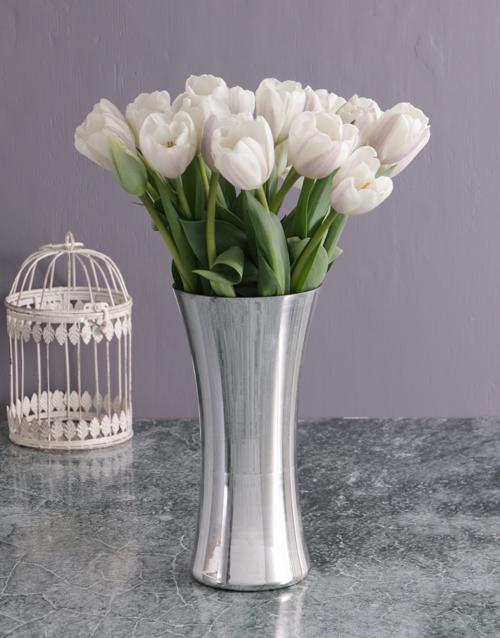 baby: Elegant White Tulip Delights!