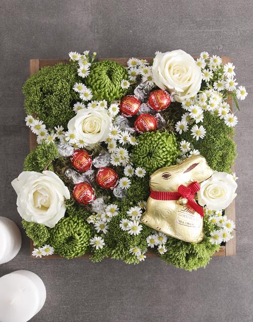 colour: Easter Garden!