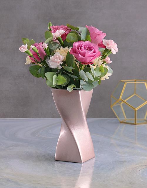 grandparents-day: Spellbound Sensations In Twisty Vase!