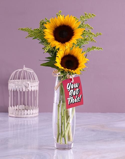 teachers-day: You Got This Sunflower Gift!