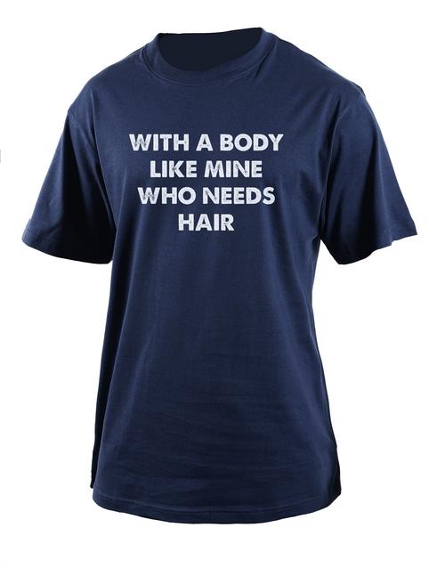 clothing: Personalised Body Like Mine T Shirt!
