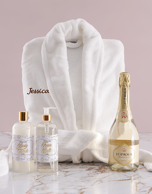 bath-and-body: Personalised Bubbles and Bathtime Gift Set!