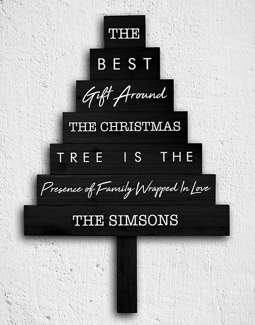 home-decor: Personalised Family Love Tree Panels!