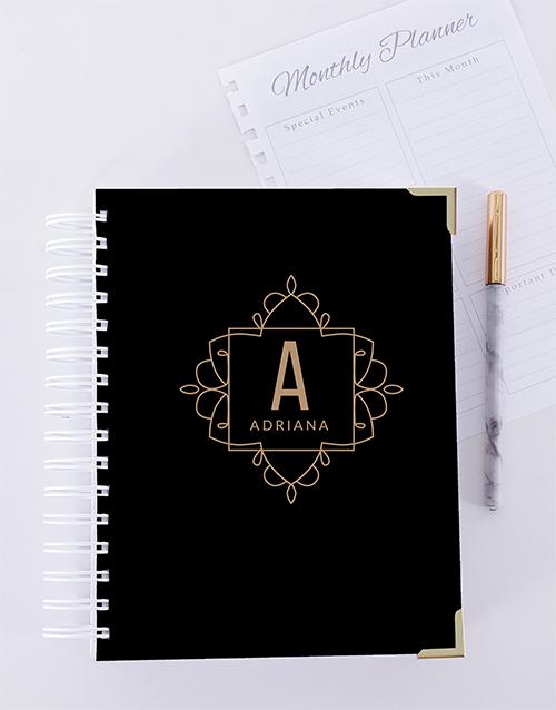 personalised: Personalised  Initial Journal!