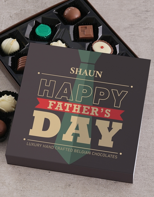 fathers-day: Personalised Fathers Day Chocs!