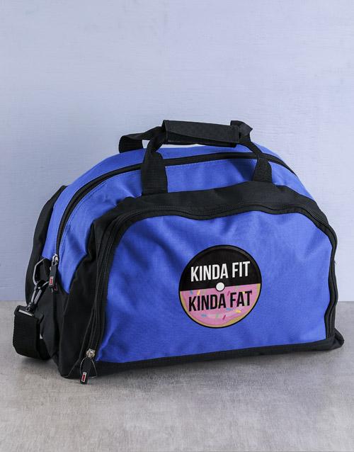 personalised: Personalised FIT(ish) Gym Bag !