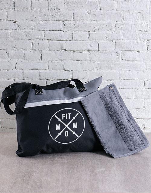 activewear: Personalised Fit Mom Bag Kit!