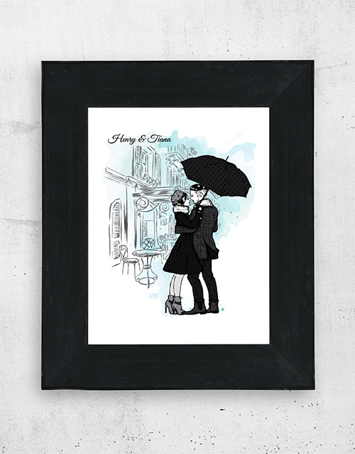 personalised: Personalised Romance Frame!
