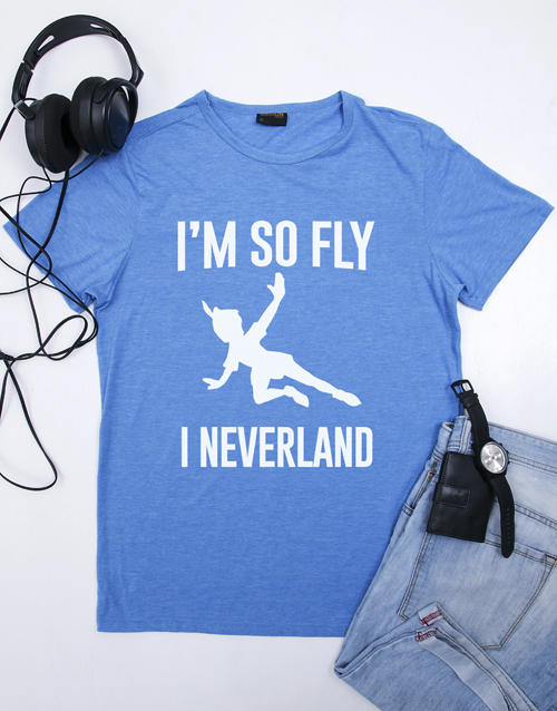 fathers-day: Neverland Mens Shirt!