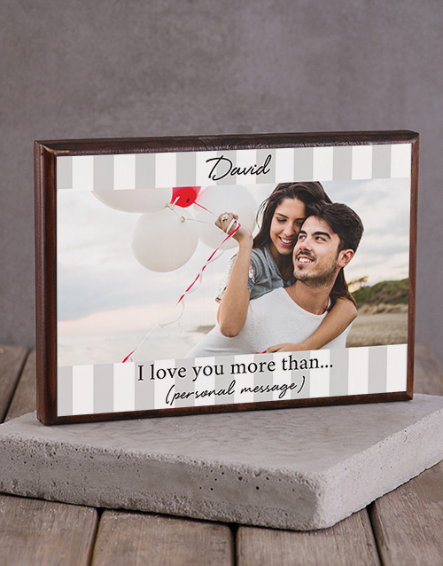 home-decor: Personalised More Than Printed Photo Frame!