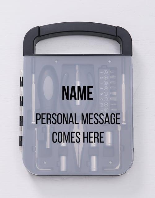 gadgets: Personalised Toolkit!