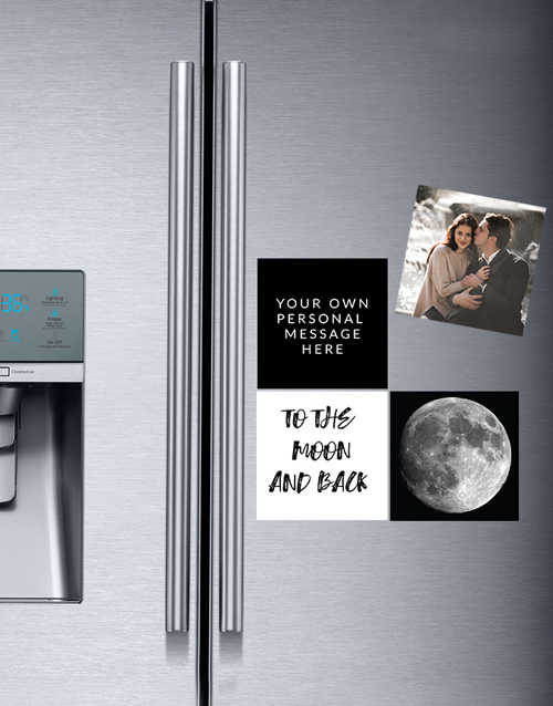 christmas: Personalised Luna Fridge Magnets!