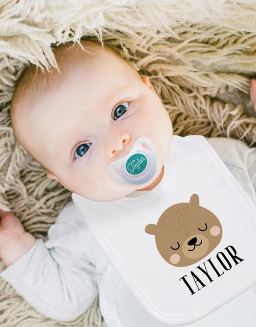 baby: Personalised Adventure Boy Clothing Set!