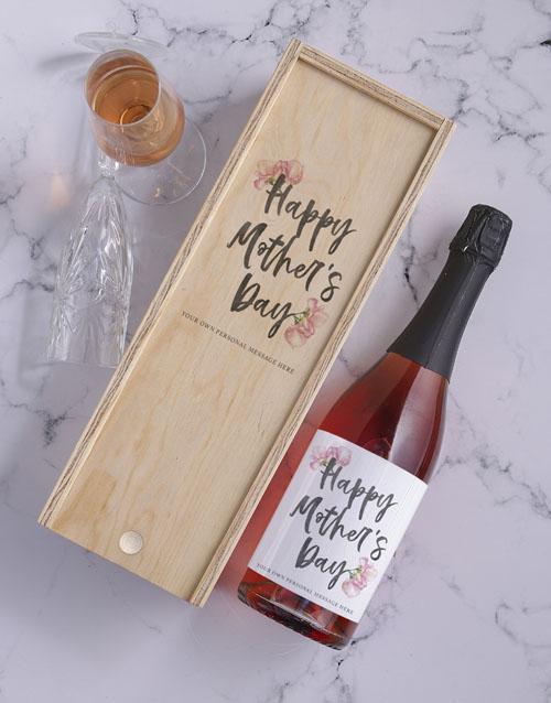 personalised: Personalised Rosie Wine and Crate!