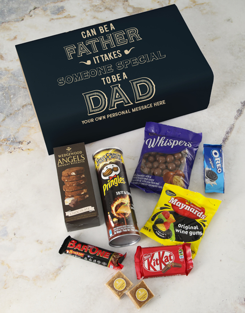 fathers-day: Personalised Someone Special Gourmet Box!
