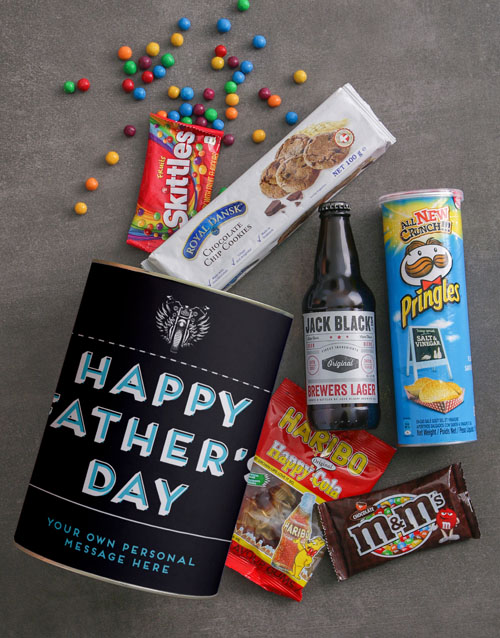 gifts: Personalised Fathers Day Bro Bucket!