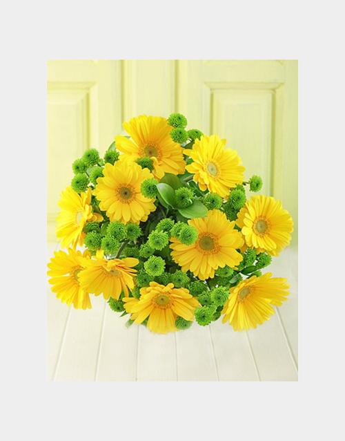 bouquets: Lemon & Lime!