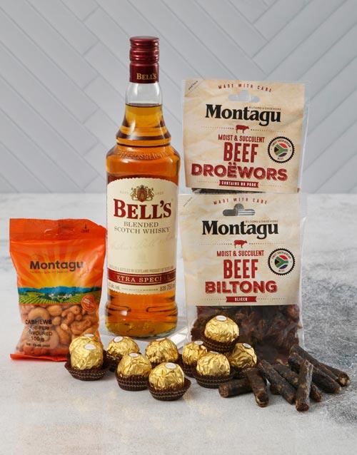 best-sellers: Bells and Snacks Hamper!