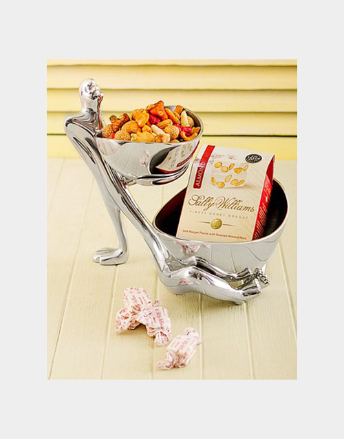 carrol-boyes: Carrol Boyes Chip & Dip Laid Back with Snacks!