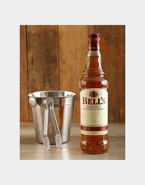 fine-alcohol: Bells Whiskey & Ice Bucket!