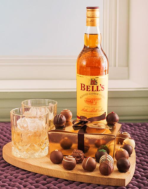 chocolate: Bells & Chocolate Truffles!