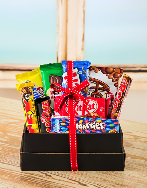 chocolate: Nestle Chocolate Gift Box!