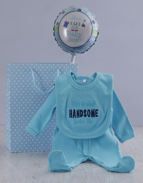 baby: Little Prince Hamper!