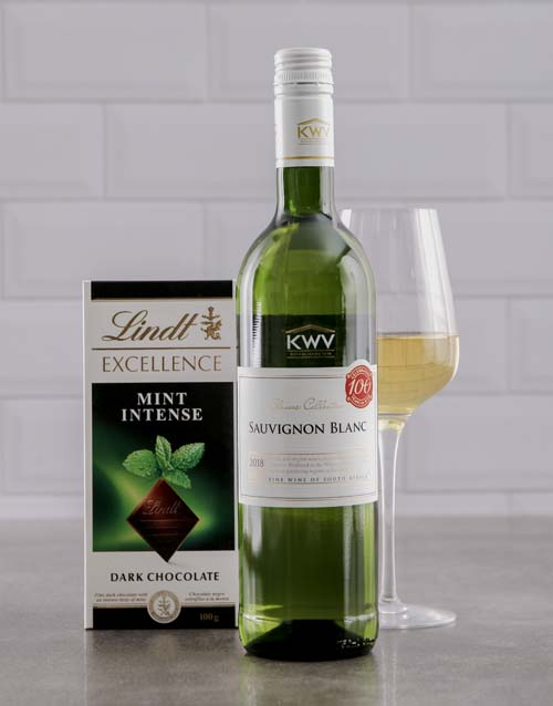 chocolate: Sensational Lindt Chocolate and Wine Duo!