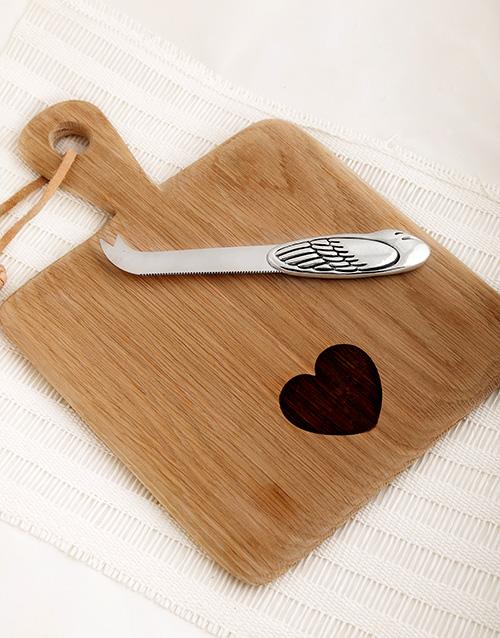 carrol-boyes: Laidback Board & Carrol Boyes Knife!