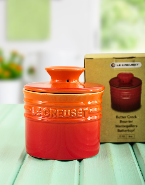birthday: Le Creuset Soft as Butter Gift!
